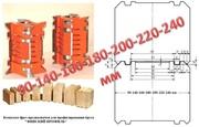 Фрезы для профилированного двухшипового бруса - финский профиль 90-240 мм,  фреыз для строительного бруса